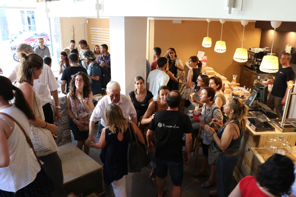 "Salesians Sant Jordi inaugura ""Marticoffee"", un nou projecte de cafeteria formativa i social"