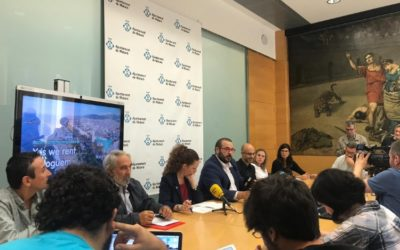 La Plataforma social de los Salesianos en Mataró participa en un Proyecto europeo de vivienda