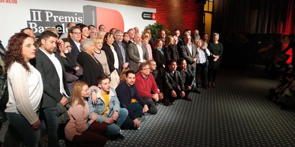 'Marticoffee' en la fase final dels II Premis Barcelona Restauració