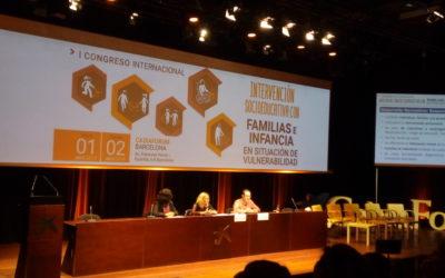 I Congreso Internacional sobre intervención socioeducativa con familias e infancia en situación de vulnerabilidad