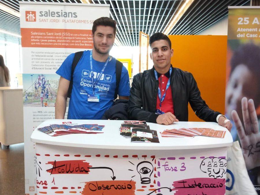 Les Plataformes Socials Salesianes generen talent amb les Escoles de Segona Oportunitat