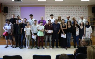 Acte de graduació dels joves en Programes de Formació i Inserció (PFI) a Martí-Codolar