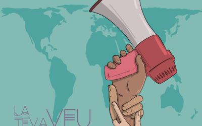 """""""La teva veu també és refugi"""", la campanya de les plataformes socials salesianes pel Dia de les Persones Refugiades"""