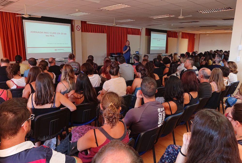 180 participants en les jornades formatives d'inici de curs de les Plataformes Socials a Catalunya